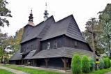 kościół pw.Meczeństwa św.Jana Chrzciciela w Grzawie